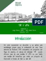 TIR & VPN