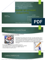 Diapositivas; Sociedades Colectivas