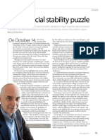 The Financial Stability Puzzle Final