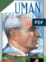 Truman by David McCullough