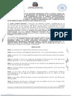 JCE ratifica resolución 14/2020 sobre transmisión y divulgación de resultados