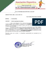 Imagen de Oficios Chalaco 2020
