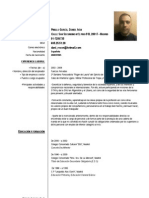 CV Daniel Pinilla