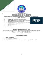 APOSTILA  DESCRITORES - 9 ANO.doc