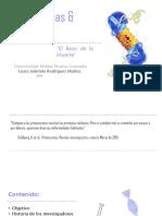Proteosomas y ubiquitina