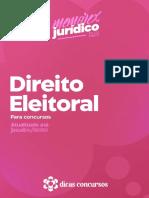 Direito Eleitoral - Amostra