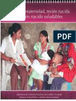 rotafolio de maternidad