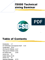 KX-TD500_Technical_Training_Seminar