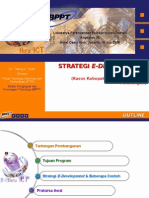 Strategi E-Development