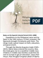 2. PHILIPPINE LITERATURE DURING SPANISH COLONIZATION