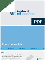 Estrategia Integral para la recuperación del Río Santiago