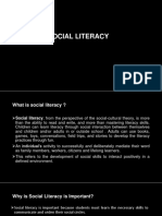 SOCIAL LITERACY 2