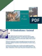Animais de poder o simbolismo animal