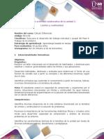 Anexo 4. Guía de actividad colaborativa de la unidad 2. Límites y continuidad.