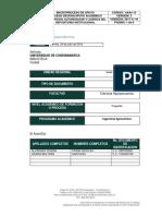1.IDENTIFICACIÓN DE RECURSOS VEGETALES PARA EL DESARROLLO DE TECHOS VERDES (Co)