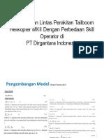 Perancangan Lintas Perakitan Tailboom Helikopter MKII Dengan Perbedaan.pptx