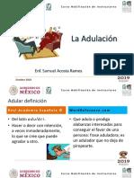 La adulación- Samuel Acosta Ramos