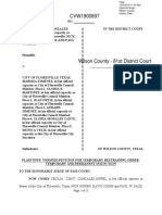 FS Petition - Verified TRO, TI & PI