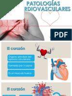 CLASE 001 - Patologia cardiovascular parte 1