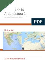 Historia de la Arquitectura 2 mixto