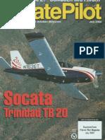TB20 Private Pilot