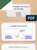 Data Communication Network