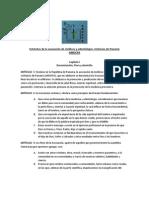 Estatutos de la asociación de médicos y odontólogos cristianos de Panamá