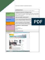 Búsqueda estratégica de recursos en Internet  de materiales educativos