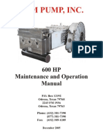 600HP OFM Pumps Maintenance and Operation Manual.pdf