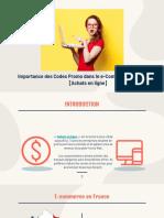 Importance des Codes Promo dans le E-commerce en France [Achats en Ligne]