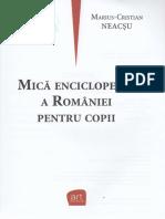 Mica enciclopedie a Romaniei pentru copii - Silviu Negut.pdf