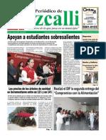 Periódico de Izcalli, Ed. 625, Diciembre de 2010