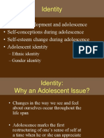 ppt on self vs identity