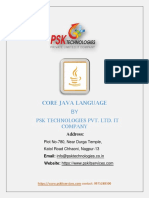 Best Java Programming training in Nagpur