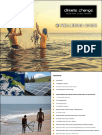 Climate Change Learning Programme - Wellbeing Guide