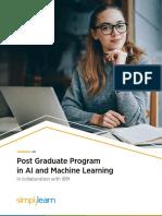 Purdue AI and ML_Program