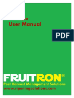 Biogas Analyzer Manual