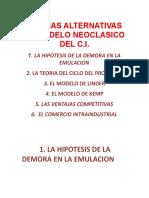 10017028_TEORIAS ALTERNATIVAS AL MODELO NEOCLASICO DEL C