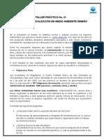 TALLER 01 - NORMATIVA Y FISCALIZACION EN MEDIO AMBIENTE MINERO