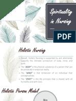 Spirituality in Nursing.pptx