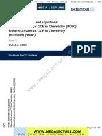 moles-formulae-equations-questions