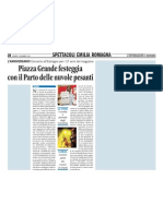 28.11.10 l'Informazione di Bologna