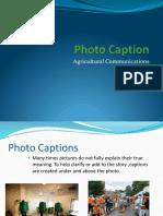 Caption Powerpoint