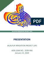 JIP - Presentation- 15-01-2020