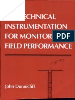 Kupdf.net Geotechnical Instrumentation for Monitoring Field Performance