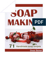 Homemade Soap Recipes