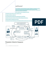 What is Management Process.docx