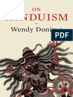 Wendy Doniger - On Hinduism