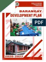 BDP Formulation Pilot Testing in Brgy. Baybay, Sulat, Eastern Samar (Gemma)