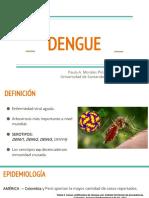 Dengue en Colombia